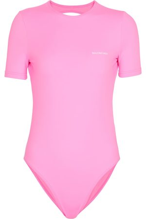 Balenciaga Logo swimsuit