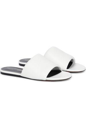 Proenza Schouler Leather slides