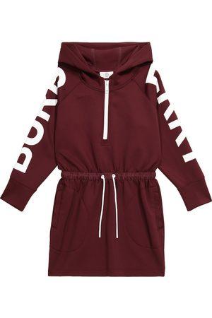 Burberry Logo hoodie dress