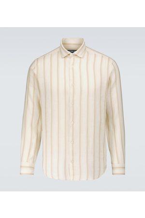 Frescobol Carioca Antonio Leblon striped shirt