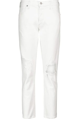 Citizens of Humanity Emerson low-rise distressed boyfriend jeans