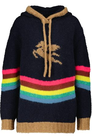 Etro Pegaso intarsia hoodie
