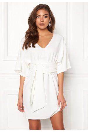 BUBBLEROOM Joelle dress White 44