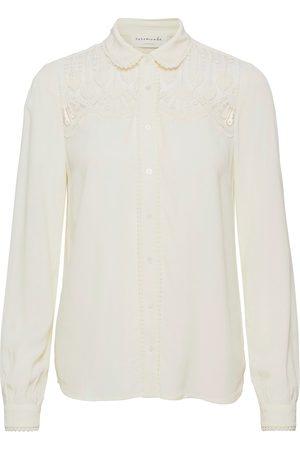 Rosemunde Shirt Ls Bluse Langermet Rosa