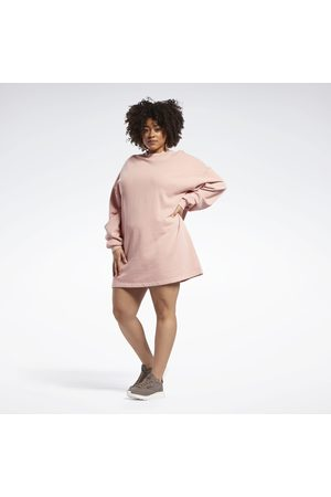 Reebok Classics Natural Dye Sweatshirt Dress (Plus Size)
