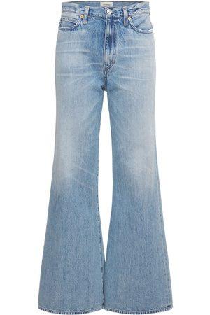Citizens of Humanity Rosanna High Waist Wide Leg Cotton Jeans