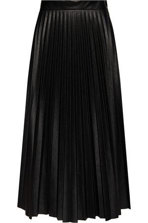 MM6 MAISON MARGIELA Dame Foldeskjørt - Pleated skirt