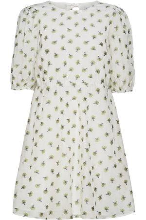 Envii Dame Kjoler - Enbuttercup Dress 6858 Dresses Everyday Dresses Hvit