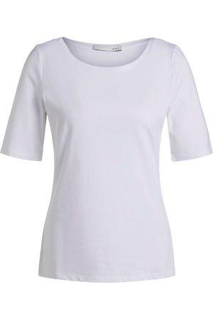 Oui Dame Kortermede - T-Shirt