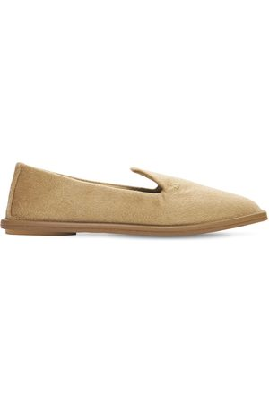 Max Mara 10mm Flo Cashmere Loafers