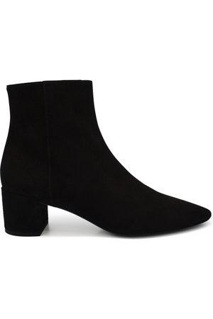 Saint Laurent Loulou 50 ankle boots