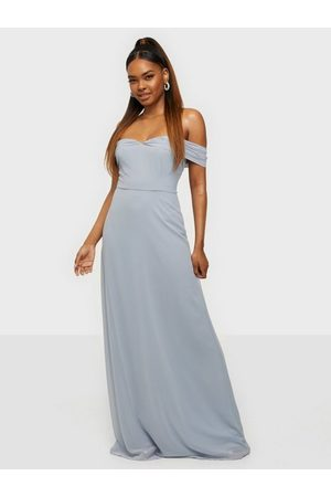 NLY My Everything Gown Dusty Blue