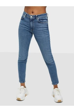 GANT D1. Farla Cropped Jeans Light Blue