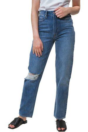 Tomorrow Dame Straight - Ewa Hw Jeans Distressed