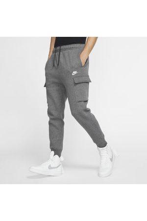 Nike Herre Treningsbukser - Sportswear Club Fleece cargo-bukse til herre