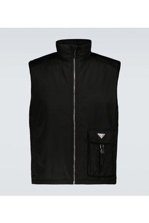 Prada Re-Nylon vest