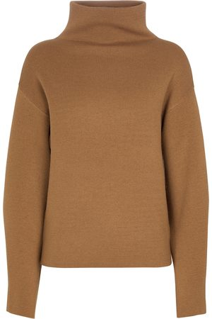 Vince Turtleneck wool and cashmere-blend sweater
