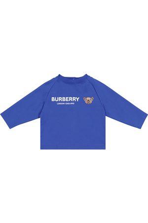 Burberry Baby Thomas Bear cotton T-shirt