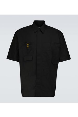 Fendi Boxy short-sleeved shirt