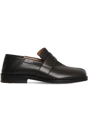 Maison Margiela 20mm Tabi Leather Loafers