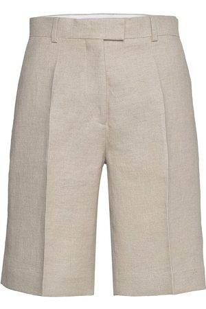 Tiger of Sweden Dame Shorts - Malgos Ul Shorts Chino Shorts Beige