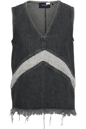 Sportmax Ombre Vests Knitted Vests