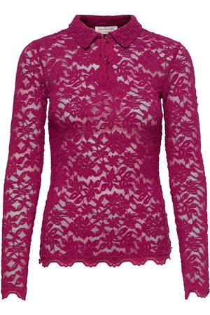 Rosemunde T-Shirt Ls T-shirts & Tops Long-sleeved