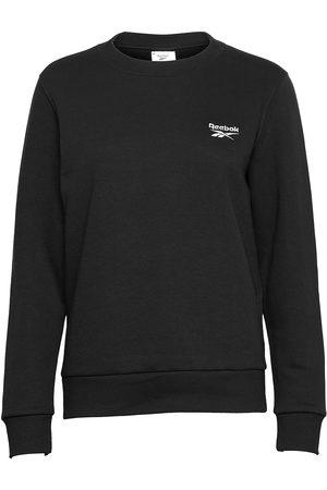 Reebok Dame Sweatshirts - Ri Fleece Crew Sweat-shirt Genser