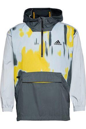 adidas Herre Turjakker - Back To Sport Wind.Rdy Anorak Outerwear Jackets Anoraks Hvit