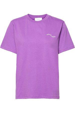 Hosbjerg Dame Kortermede - Lazy Days T-Shirt T-shirts & Tops Short-sleeved