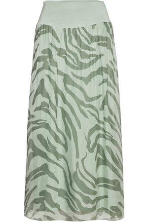 Coster Copenhagen Long Skirt With Jersey Waistband Langt Skjørt