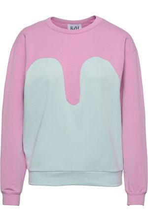 R/H Studio Magic Sweater Sweat-shirt Genser Rosa