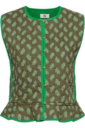 Noa Noa Dame Vester - Vest Vests Knitted Vests