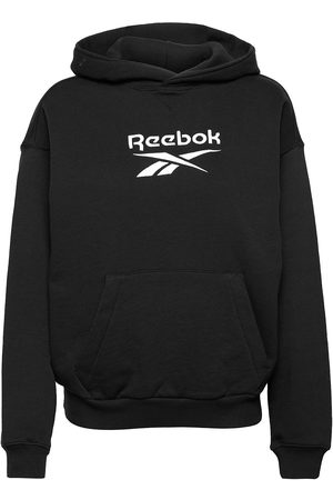 Reebok Cl F Big Logo Ft Hoodie Hettegenser Genser