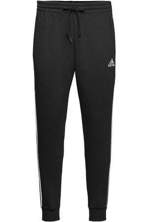 adidas Essentials Fleece Fitted 3-Stripes Pants Joggebukser Pysjbukser