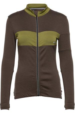 Supernatural Barn Sweatshirts - W Grava Ls Jersey Sweat-shirt Genser Grønn