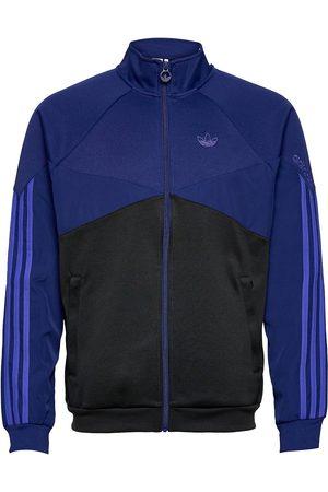 adidas Sprt Colorblock Track Top Outerwear Sport Jackets Blå