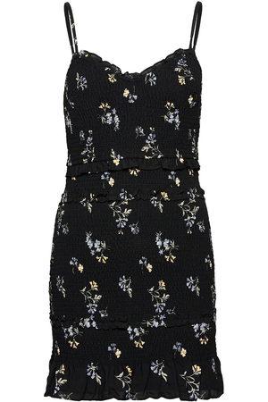 Abercrombie & Fitch Anf Womens Dresses Kort Kjole
