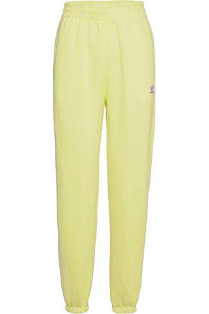 adidas Adicolor Essentials Fleece Joggers W Joggebukser Pysjbukser Gul