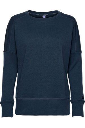 adidas Go-To Crw Swtsh Sweat-shirt Genser Blå