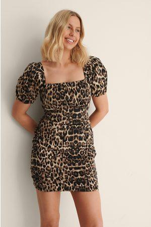 NA-KD Trend Dame Korte kjoler - Minikjole I Bomull