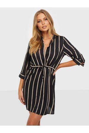 ONLY Dame Hverdagskjoler - Onltamari 3/4 Shirt Dress Wvn Noos