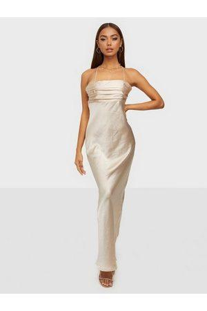 Love Triangle Dame Bodycon kjoler - Stolen Moments Maxi Slip Dress