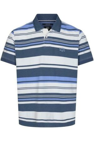 Signal Gregor Stripe Print Polo Sweaters