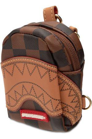 Sprayground Herre Ryggsekker - Henny Checkered Tiny Backpack