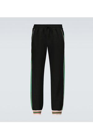 Gucci GG jacquard sweatpants