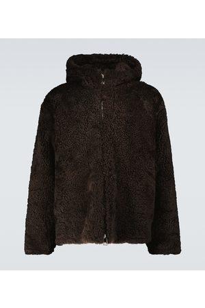 Bottega Veneta Herre Skinnjakker - Shearling Teddy jacket