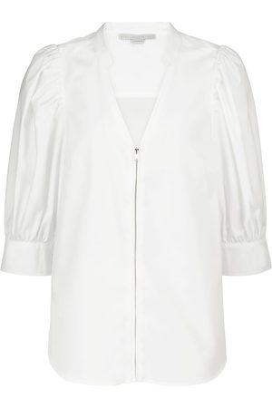 Stella McCartney Rose cotton blouse