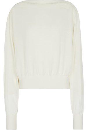 Alaïa Wool-blend sweater