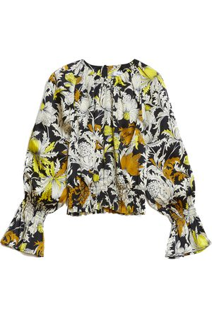 Rodebjer Blouse Adania Thistle